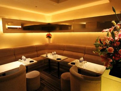 銀座のキャバクラ、パイザクラブ(paizaclub)の店内画像