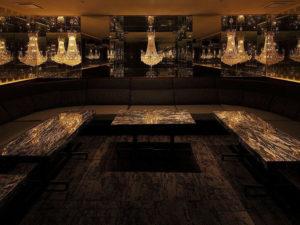 六本木ミュゼルヴァの店内画像