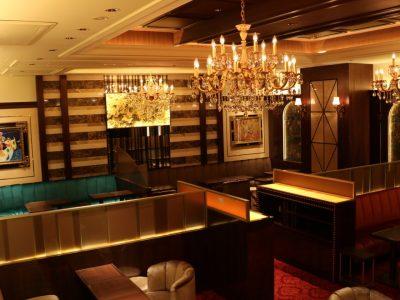 銀座の高級クラブ、クラブ加賀美〜ClubKagami〜の店内画像