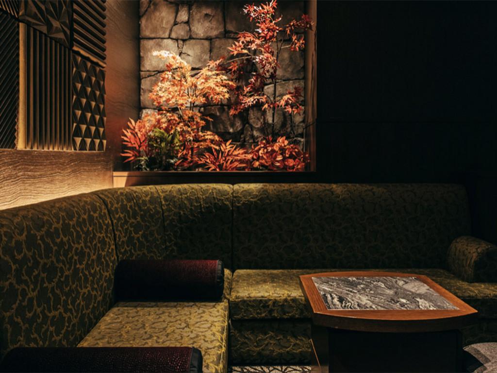 銀座ロッセの店内画像