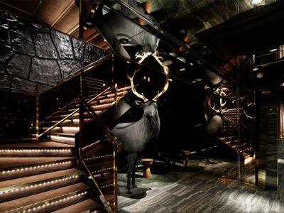 六本木のキャバクラ、ZOO東京の店内画像