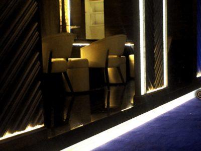 銀座の高級クラブ、バレーヌの店内画像