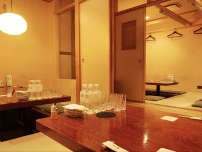 銀座クラブ竹川の店内画像