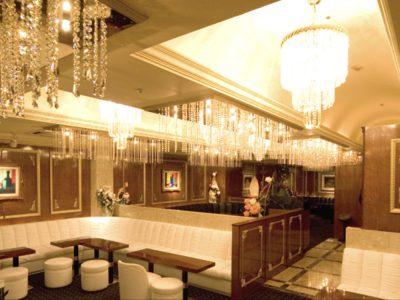 銀座クラブオルフェの店内画像