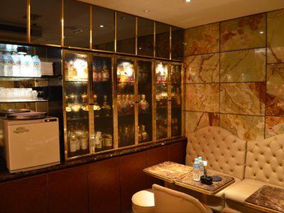銀座のキャバクラ、ルシェンテ(lucente)の店内画像