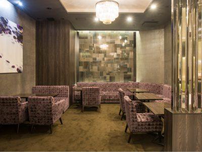 銀座の高級クラブ、ブレアの店内画像