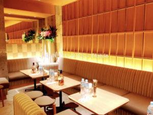 銀座クラブ柳の店内画像