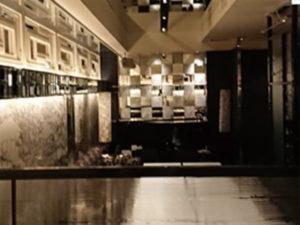 銀座の高級キャバクラ、クラブビトの店内画像
