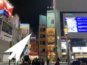 歌舞伎町ランマルへの道