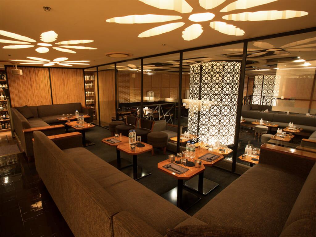 歌舞伎町アジアンクラブの店内画像