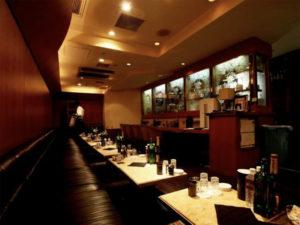 歌舞伎町蘭丸の店内画像