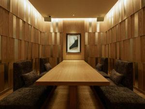 六本木ビゼの店内画像